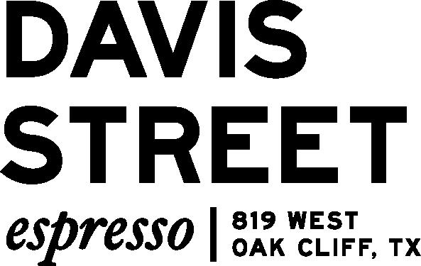 Davis Street Espresso logo