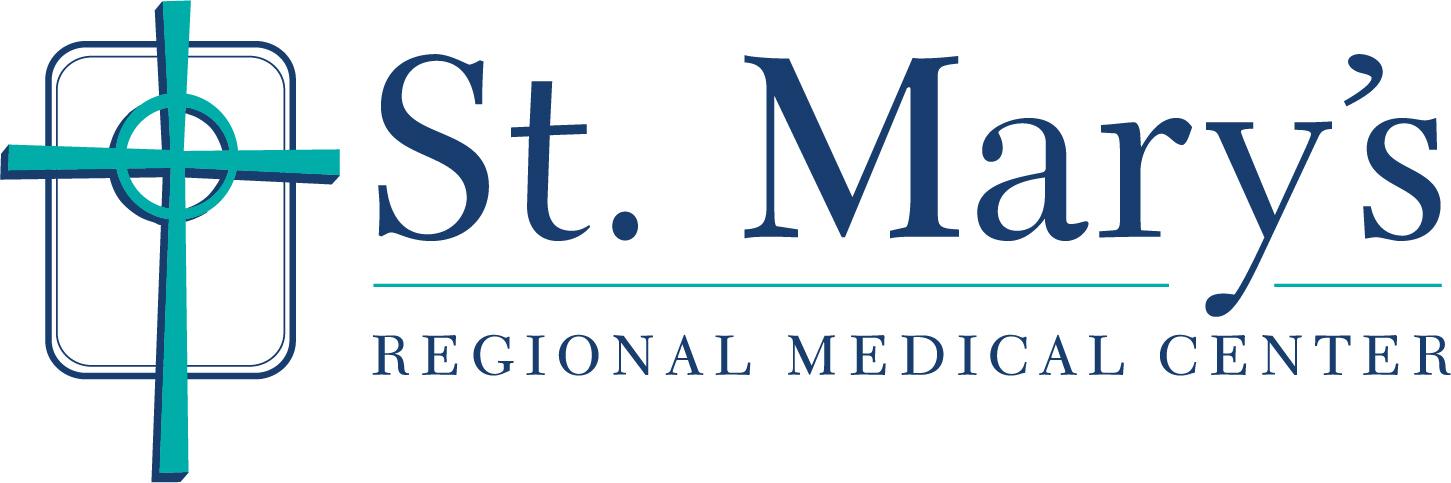 St. Mary's Regional Medical Center logo