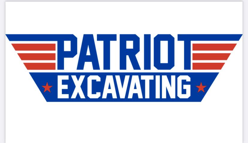 Patriot Excavating logo