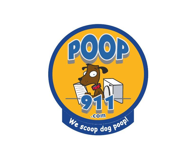 Poop 911 logo