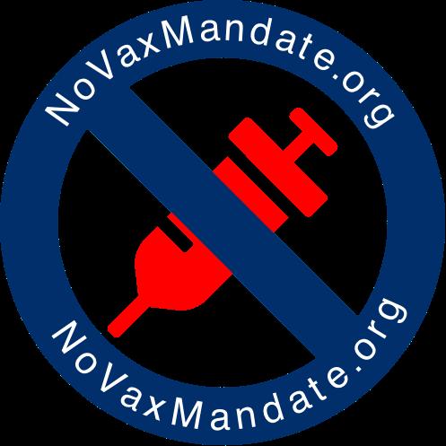 NoVaxMandate Logo